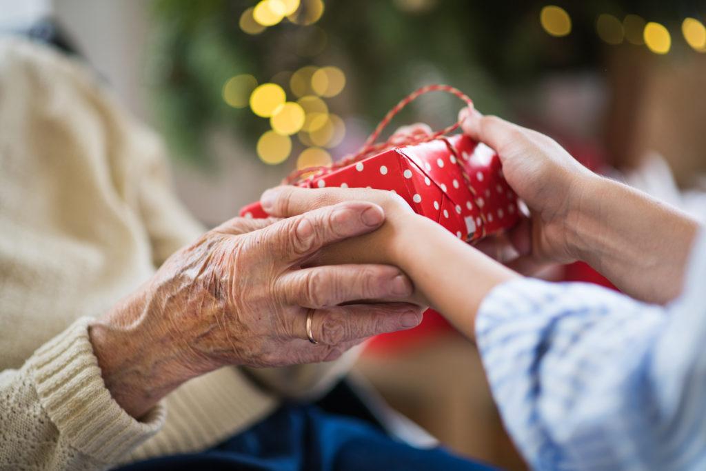 Noël est l'occasion de renforcer vos liens avec la patientèle.